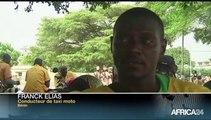 AFRICA NEWS ROOM - Bénin, Société : Dans l'univers des taxis moto du Benin