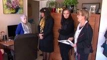 """Grenoble CCAS - Visite guidée du logement foyer personnes âgées """"Les Alpins"""""""