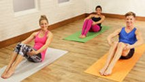 Your Abs Will Burn After This Barre Workout