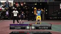 NBA 2K15 My Park - MY FIRST 2 ON 2! - NBA 2K15 MyPark PS4 Gameplay