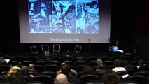 Colloque Bruits#Nicolas Ballet#musique industrielle et esthétisation de l'horreur.