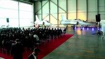 Livraison des deux premiers Mirage 2000 I/TI aux autorités indiennes - Dassault Aviation