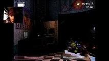 [PEGI 18]Défi:se prendre 50 escrimeurs de Toy Freddy et de faire des excuses......ok! (25/03/2015 13:56)