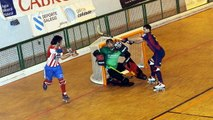 Hoquei Patins: HP Cerceda - FC Barcelona, 3-7 (OK Lliga, HIGHLIGHTS)