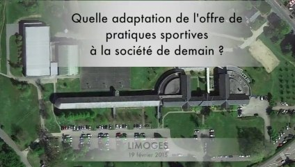 Colloque Sport Citoyen FSASPTT - UFOLEP