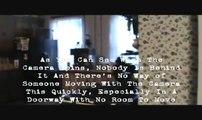 Ghost Attacks Paranormal Investigators Camera At Haunted Lizzie Borden House