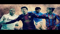 Best Football Freestyle/Skills Show ● (C.Ronaldo,Neymar JR,Ronaldinho,Messi & Best Players