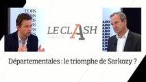Départementales : est-ce un succès pour Sarkozy ?
