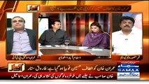 Awaz (Imran Khan Ko Altaf Hussain Ka Fobiya Ho Gaya Hai Farooq Sattar) – 25th March 2015