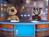 Talking Tom & Ben News ginger too lol by Zainab