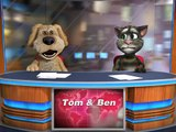 Talking Tom and Ben news: Zombie atack