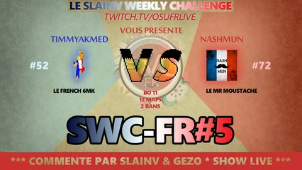 SWC-FR#5 TimmyAkmed -VS- Nashmun osu!Taiko