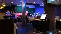 FRIDA Blues Night HH City Blues Band + Lex on Piano  22 aug 14 3
