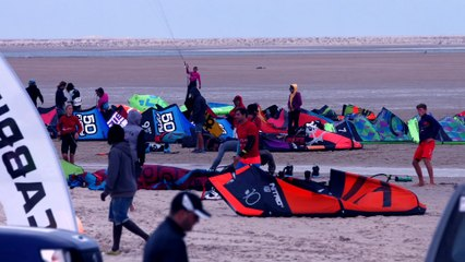 Prince Moulay El Hassan Kiteboarding World Cup - Freestyle Trials Report