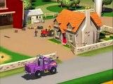 Tracteur Tom Les poules zinzin 79
