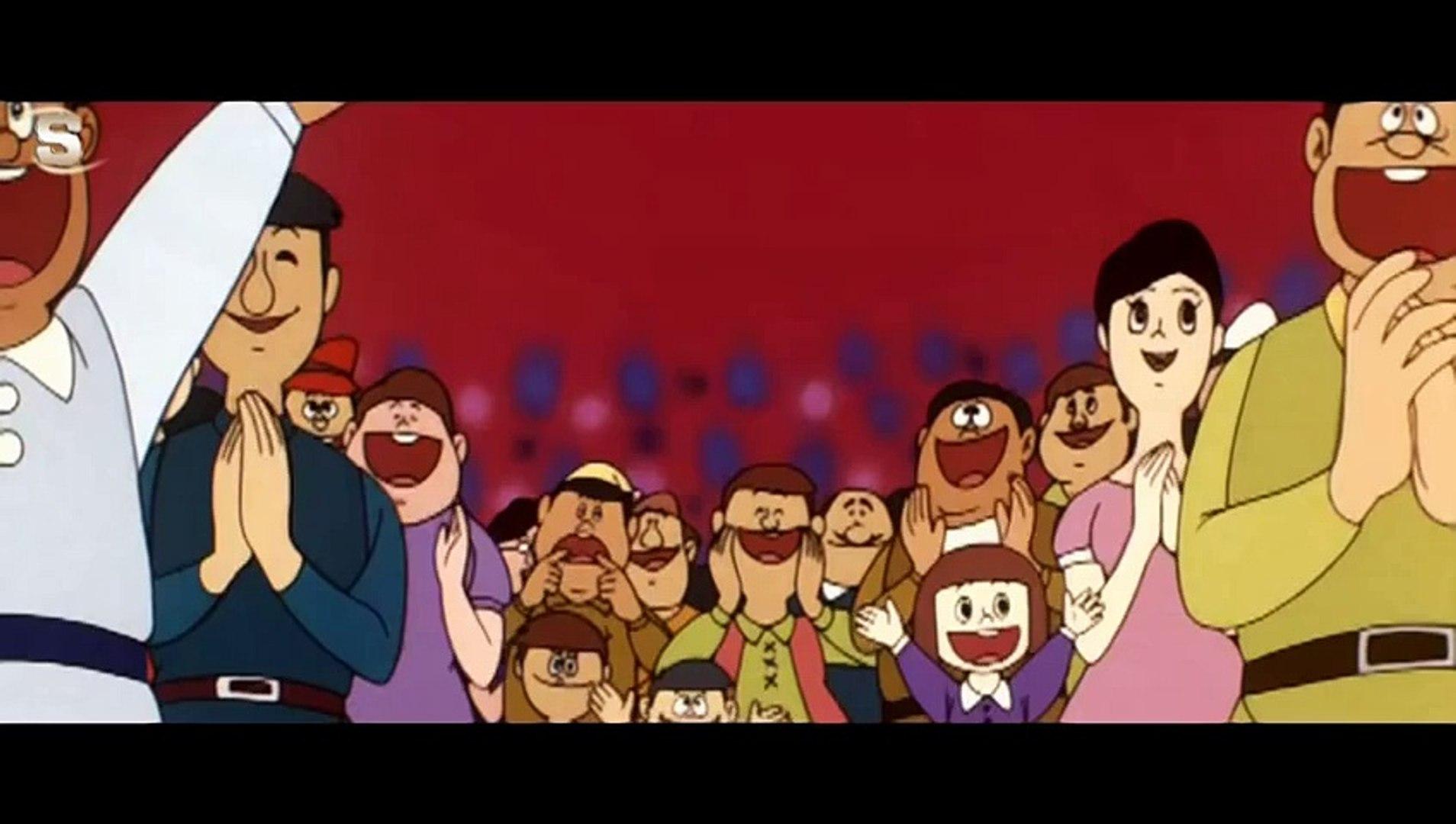 فيلم كرتون للأطفال قصص عالمية - الباندا