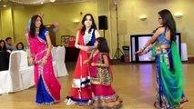 SWEET Desi Girls Mehndi Night AWESOME Dance