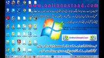 L36-Complete Website & Admin Panel in PHP_MySQL - Urdu-Startupspk