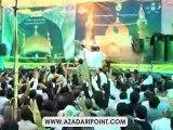 Zakir Mukhtar Hussain Khokhar 8 March 2013 Jalsa Zakir Qazi Waseem