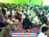 Zakir Mureed Hussain Padhaar 8 March 2013 Jalsa Zakir Qazi Waseem