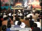 Zakir Atah Hussain Mahajar 8 March 2013 Jalsa Zakir Qazi Waseem