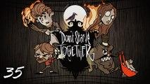 Don't Starve Together! (Pt. 35) JSmith & Baer & Mathas & Doxy