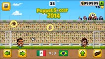 Puppet Soccer 2014 Oynuyorum #1 | Android & iOS | 1080P
