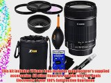 Canon EF-S 18-135mm f/3.5-5.6 IS Standard Zoom Lens for Canon EOS 7D 60D 60Da 70D EOS Rebel