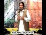 Zakir Sajjad Shah Shumari 8 March 2013 Jalsa Zakir Qazi Waseem