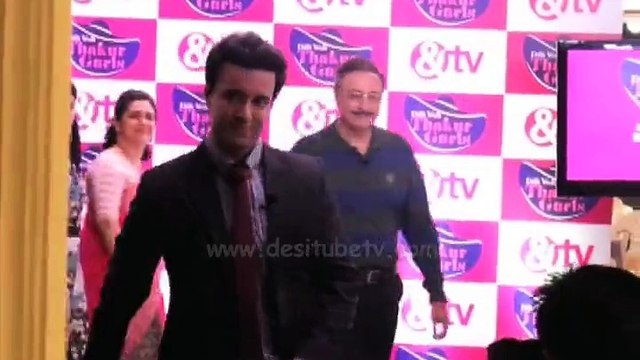 "& TV Launches A New Show ""Dilli Wali Thakur Gurls"" With Aamir Ali"