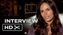 Furious 7 Interview - Jordana Brewster (2015) - Paul Walker, Vin Diesel Movie HD
