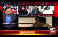 PTI Enormous Political Strength In Karachi Is Reality, Shibli Faraz (Son Of Ahmed Faraz ) Clearing MQM