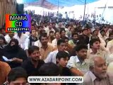 Zakir Muntazir Mehdi 21 April 2013 Imamia Colony Lahore