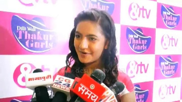 "Meera Deosthale Talks About Her Upcoming Tv Show ""Dilli Wali Thakur Gurls"""