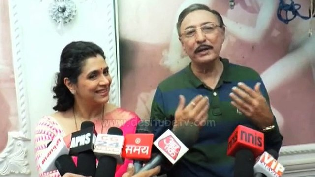 Anang Desai & Supriya Pilgaonkar Talks About Their Upcoming Tv Show Dilli Wali Thakur GURLS