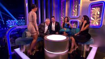 The Judges react to tonight's result _ Live Results Wk 8 _ Xtra Factor _ The X Factor UK 2014