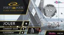 VR Inshore - RC44 Tour Malte