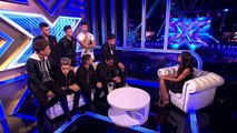 Stereo Kicks Exit Chat _ Xtra Factor UK _ The X Factor UK 2014