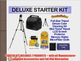 DELUXE Starter Package for the Nikon COOLPIX L610 L810 L26 Digital Cameras. Includes Everything