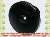 Nikon FCE9 Fisheye Converter Lens for Coolpix 5400 5700 8700 8400