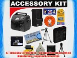 2GB DB ROTH Deluxe Accessory Kit For The Olympus Stylus 1030 SW 1020 SW 1010 SW Digital Cameras