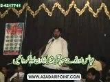 Zakir Imran Haider Kazmi 21 April 2013 Imamia Colony Lahore