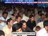Zakir Mohammad Hussain Shah 21 April 2013 Imamia Colony Lahore