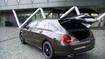 Mercedes CLA Shooting Brake : notre premier contact en vidéo