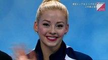 グレイシー・ゴールド Gracie Gold - 2015 Worlds SP