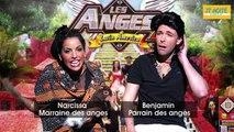 """EXCLU: """"les anges 7"""" Narcisa et Benjamin en interview pour le JT Agite de Siham Bengoua et Sam Zirah"""
