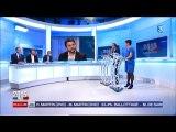 Aymeric SEASSAU sur France 3 lors de la soiré électorale