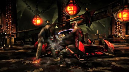 Trailer Shaolin  de Mortal Kombat X