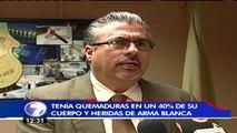 Investigan hallazgo de carro y cuerpo de profesor quemados en San Carlos