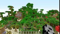 Minecraft: PopularMMOs  FUN WORLD MOD SURVIVAL ISLAND, PLANETS, SKYBLOCK, & MORE! ) Pat and jen